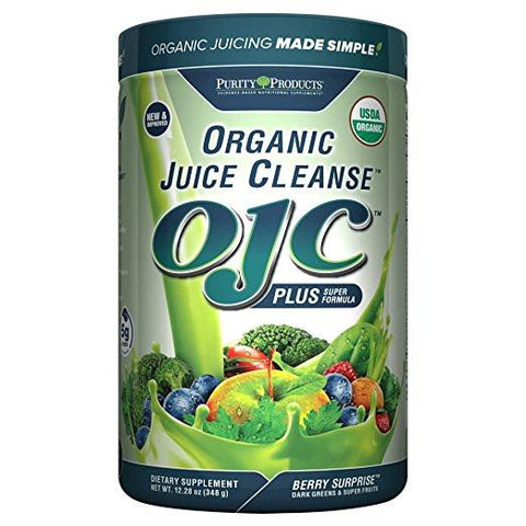 Certified Organic Juice Cleanse from Purity Products