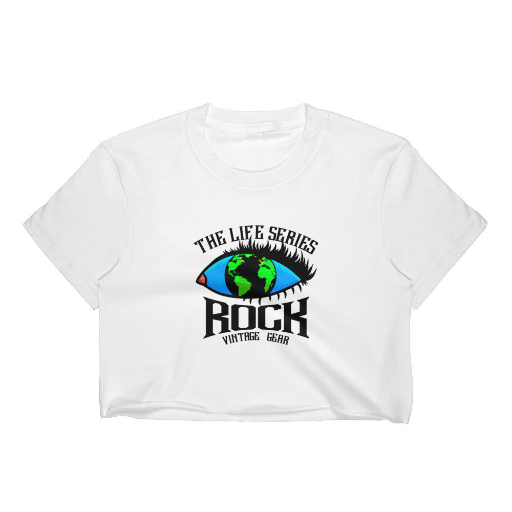 IRock Brand Women's Crop Top