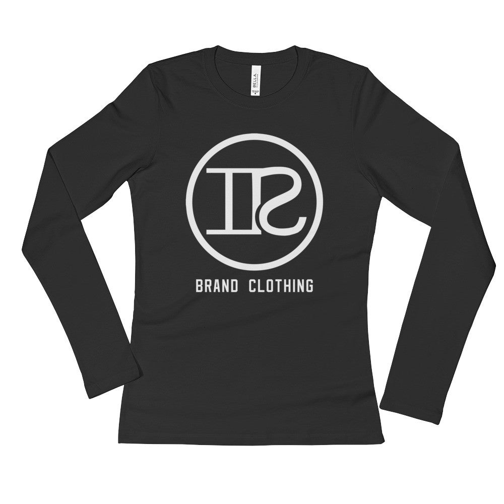 I Rock Ladies' Long Sleeve T-Shirt
