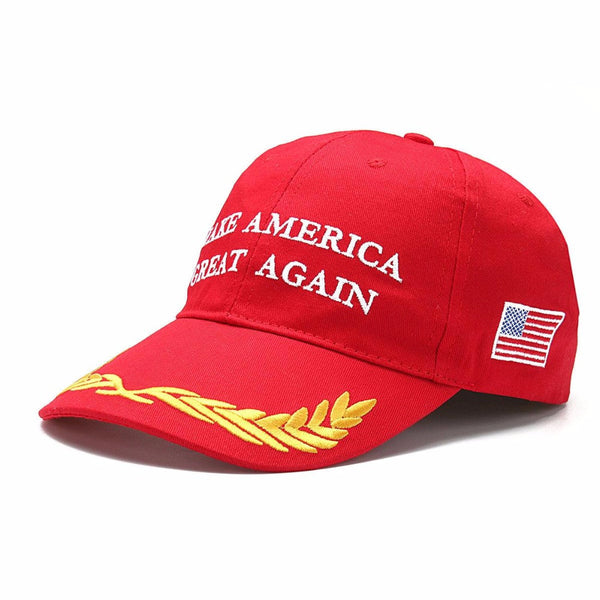 FREE Make America Great Again Printed Donald Trump Casual Cap
