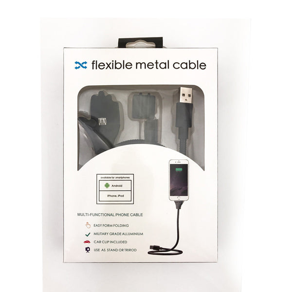 Flexible Phone Cable Charger