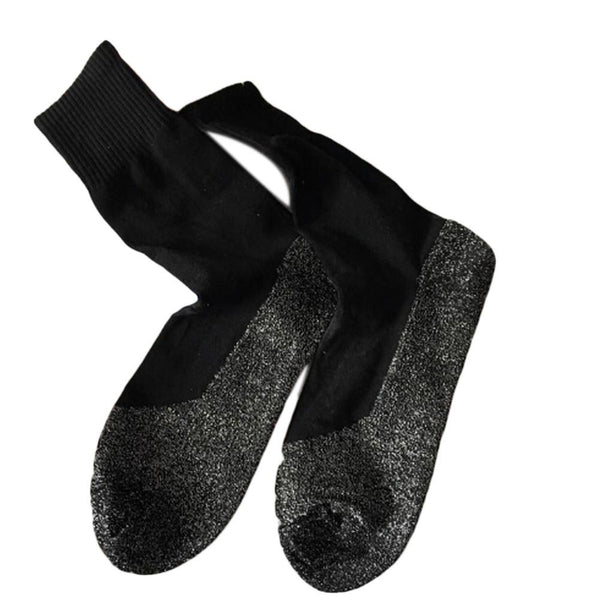 Thermo 35 Aluminized Fibers Socks Keep Your Feet Warm and Dry