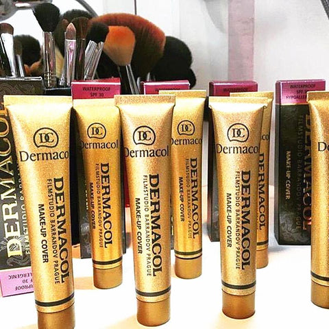 10 Colors Dermocol- High Quality Concealer