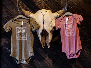 Elkins Small Batch Onesie