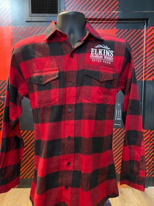 Burnside Flannel Long Sleeve Shirt