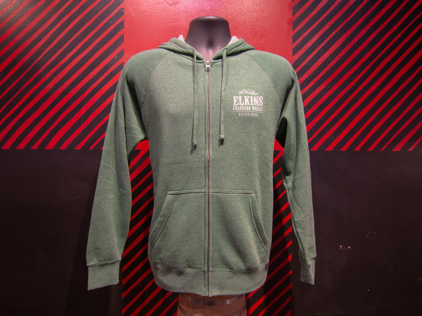Independent Trading Co. Full Zip Hoodie