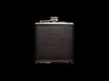 Load image into Gallery viewer, Leather Hip Flask