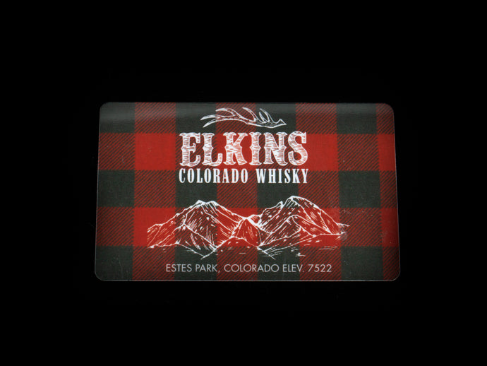 Elkins In-Store Gift Card