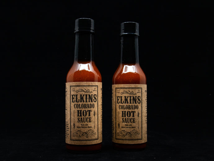 Whisky Hot Sauce