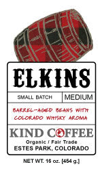 Elkins + Kind Coffee Org/FT 1lb