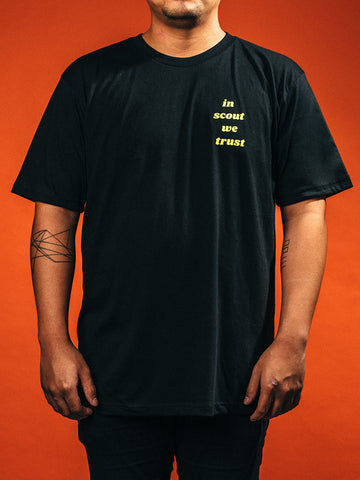 """In Scout We Trust"" Tee"