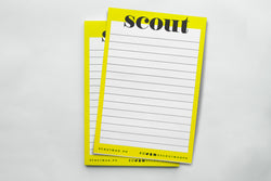 Scout Notepad