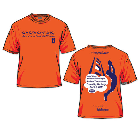 2010 GGAFL Nationals T-Shirt