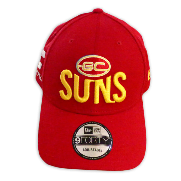Gold Coast Suns 9Forty Media Cap