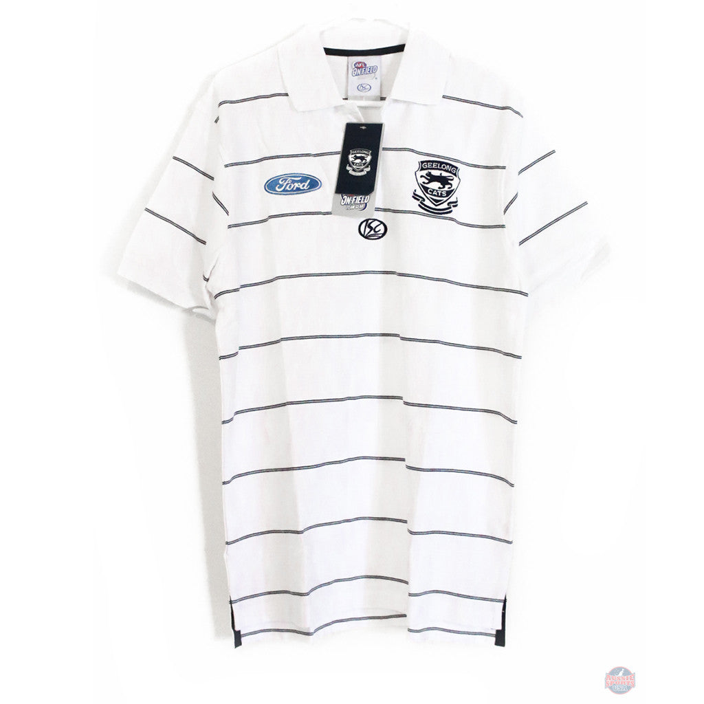 Geelong Cats Pre-Season Polo - Mens