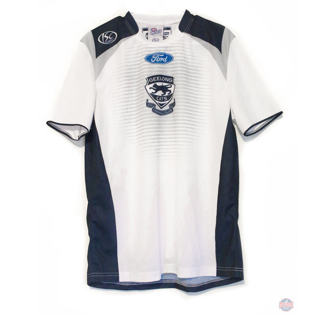Geelong Cats Training T-Shirt - Mens