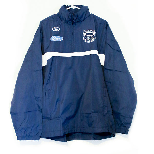 Geelong Cats Wet Weather Jacket - Unisex
