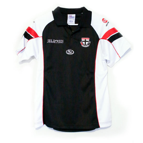 St. Kilda Saints Media Polo - Womens