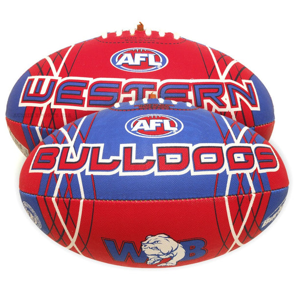 Western Bulldogs Apex Football