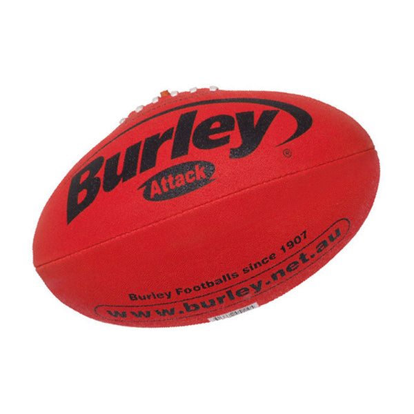 Attack Australian Football - Size 5 - Red