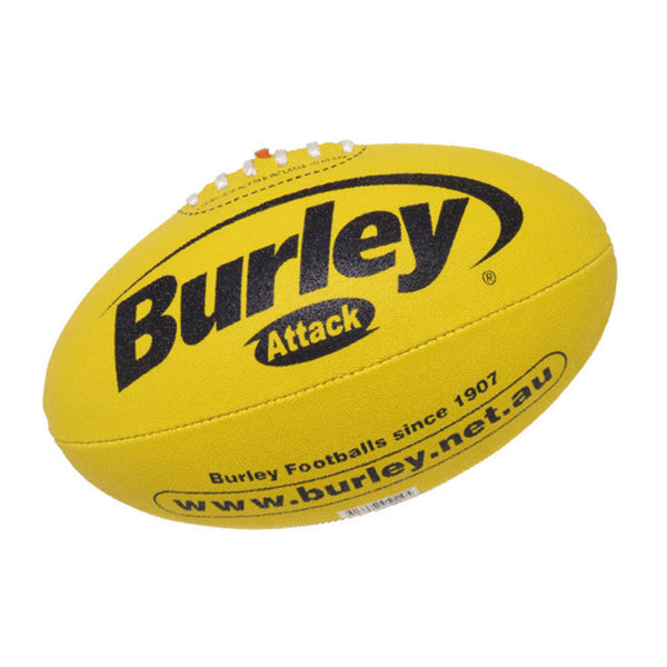 Attack Australian Football - Size 4 - Yellow