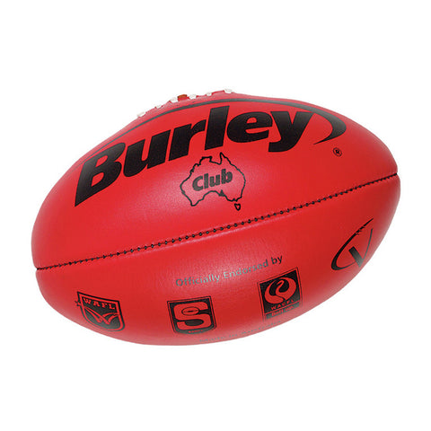 Club Australian Football - Size 5 - Red