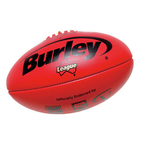 League Australian Football - Size 4 - Red