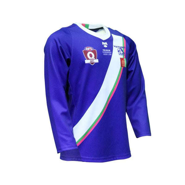 Apex Long Sleeve AFL Jersey