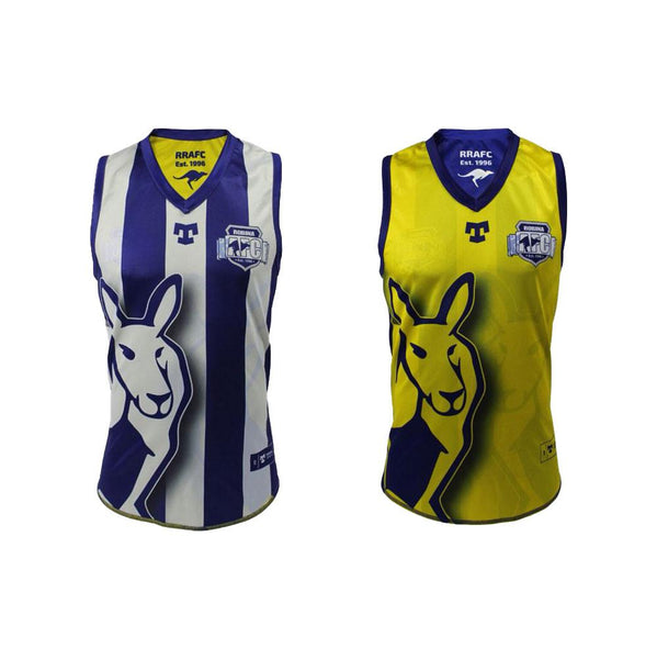 Reversible AFL Jersey