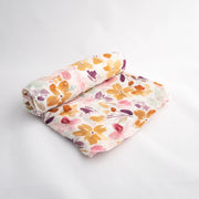 Autumn Bunch 100% Bamboo Swaddle