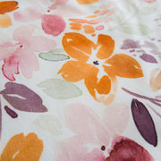 Autumn Bunch Waterproof Change Pad / Euro Bassinet Sheet