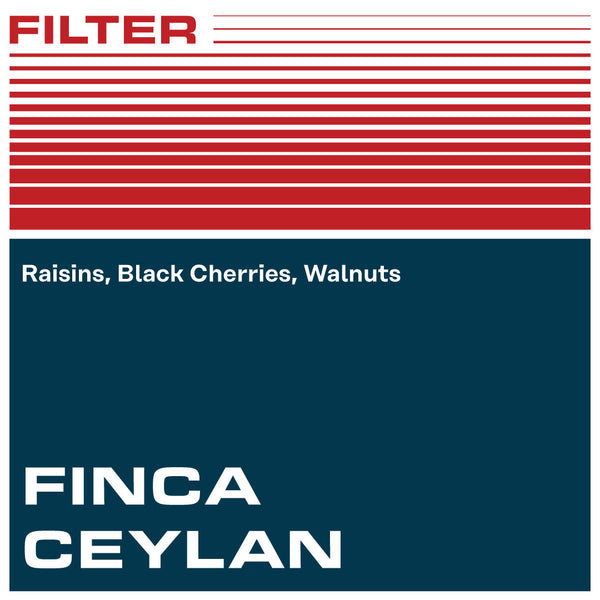 Finca Ceylan, Orange Bourbon