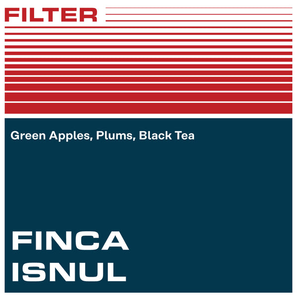 Finca Isnul Pacamara, (Nat Washed)