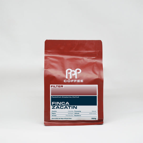 Colombia Finca Zacatin / Pink Bourbon
