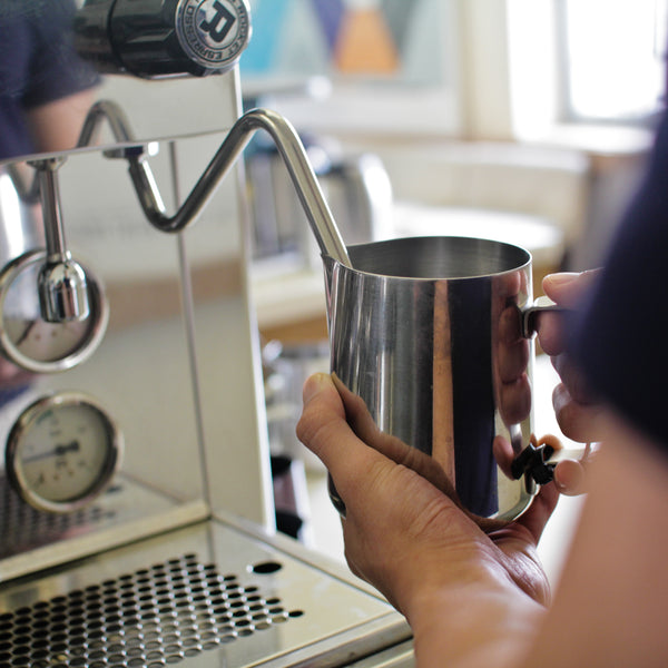 WSQ: Provide Specialty Coffee Service