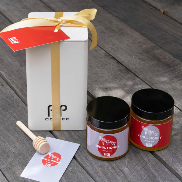 Isnul Honey Gift Box