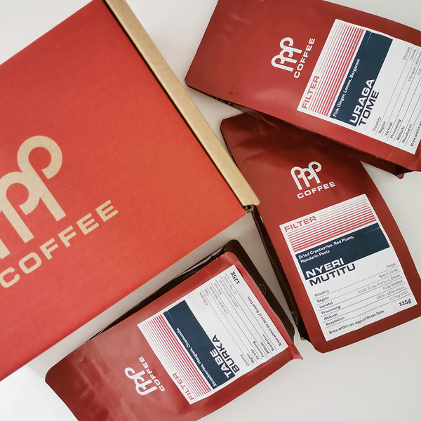 Discover Africa Coffee Box Set