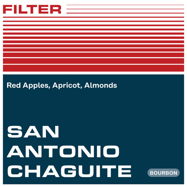 San Antonio Chaguite, Red Bourbon
