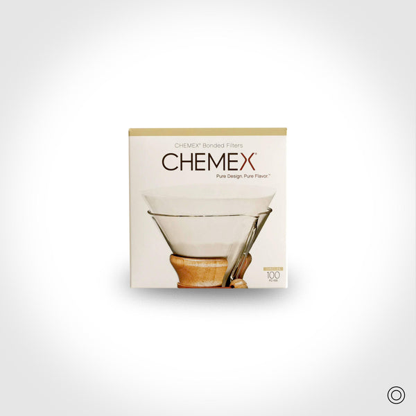 Chemex 6-Cup Paper Filters (Pre-folded Circles)