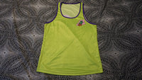 Lime Green Tank Tops