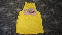 Cloud 9 Yellow Tank Top