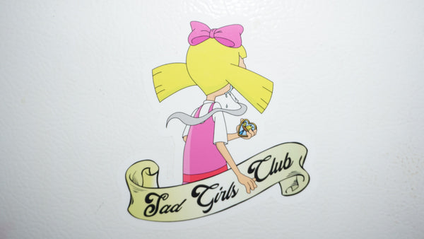 Sad Girls Club Sticker