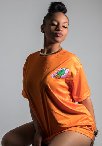 Cloud 9 Orange T shirt
