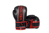 Boxing Kickboxing MMA Sparring Heavy Bag Training Gloves Gel Padded Handmade
