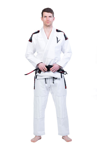 Attila series light weight BJJ gi with pre-shrunk fabric