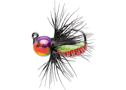 Metallic Rainbow - VMC Tungsten Fly Jigs