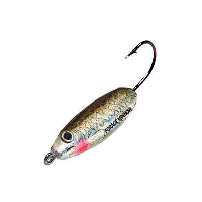 Silver Shiner - Northland Forage Minnow Jig