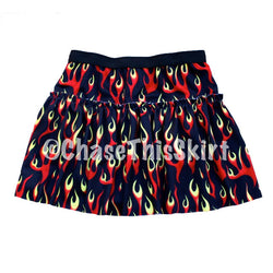 Girl on Fire Running Skirt - Chase This Skirt - Running Skirts