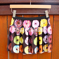 skirt - Donut Running Skirt - DGSG Athletic Apparel
