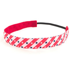 headband - American Flag Headband - DGSG Athletic Apparel